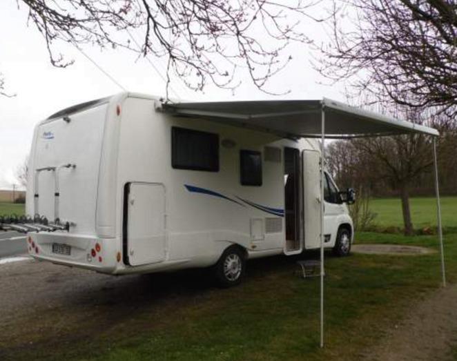 louer camping  van du 60 entre particuliers  location