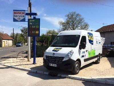 Location de minibus romorantin