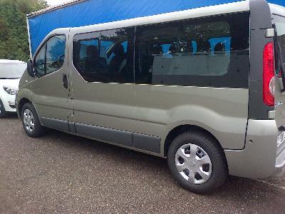 Location minibus 54300