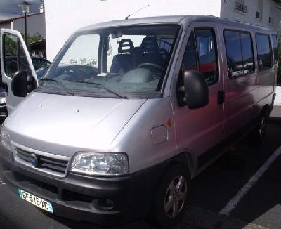 Location minibus urrugne