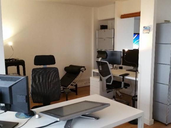 Coworking station u espace de bureaux partagés cmhr